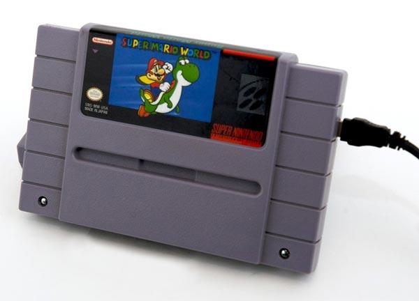 Super Mario World – en Extern Hårddisk