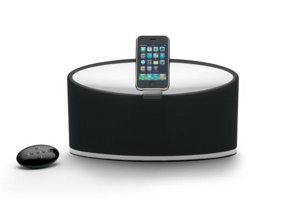 B&W iPod-docka