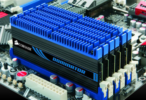 Corsair nya 24 GB minnespaket