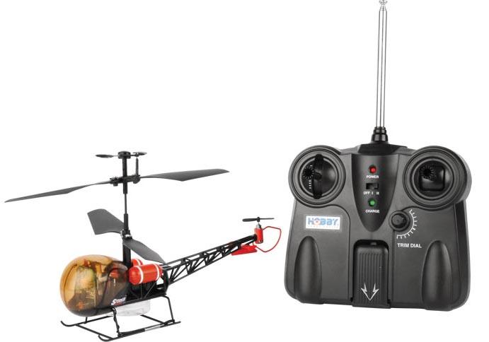 Sugen på att flyga helikopter?