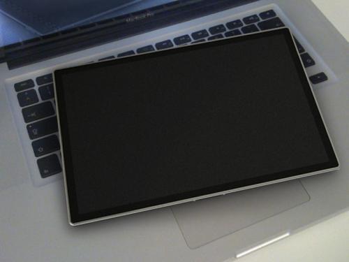 Turerna kring Apples Tablet fortsätter