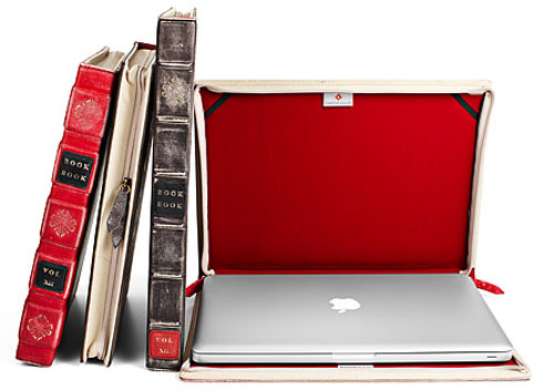 Book Book fodral till din MacBook