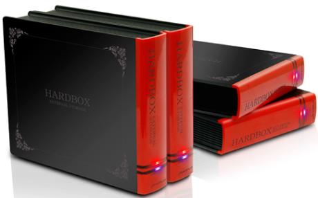 Hardbox 3.0 en extern hårddisk med USB 3.0