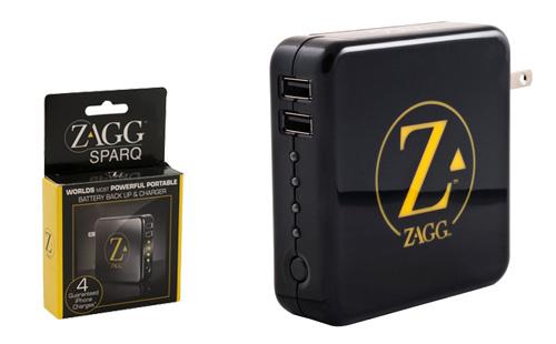 Batteribackup & USB-laddare för resan