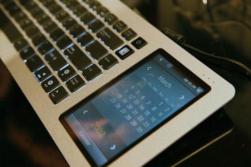 ASUS Eee Keyboard kommer under april