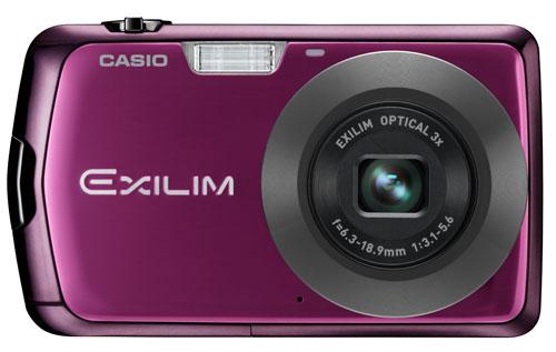 Nu kommer Casio EX-S7 och EX-Z35