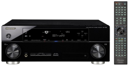 Pioneer VSX-1020-K kopatibel med iPhone