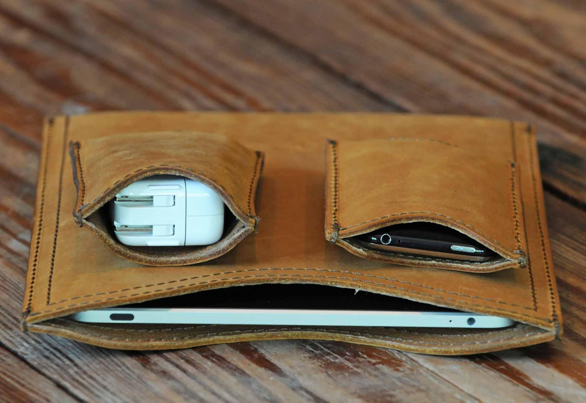 Bär din iPad eller mobiltelefon med stil