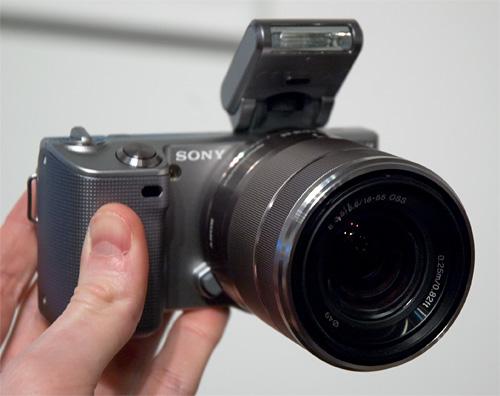Sonys nya NEX-3 och NEX-5