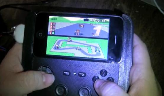 iControlPad för dig som spelar på din iPhone