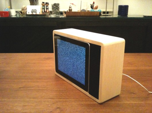Case gör din iPad till Retro-TV