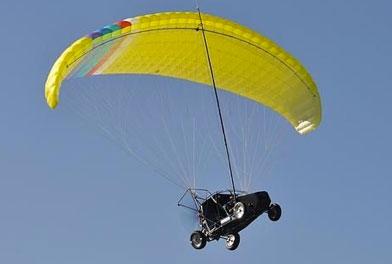 Maverick Sport den flygande bilen