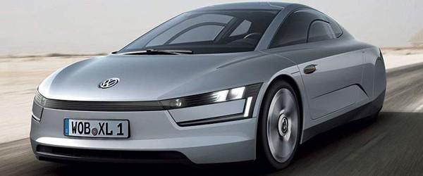 Volkswagen's XL1 drar 0,09liter/mil