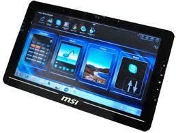 MSI WindPad 100W och 100A