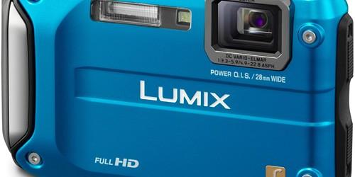 Panasonics nya tåliga Lumix TS3