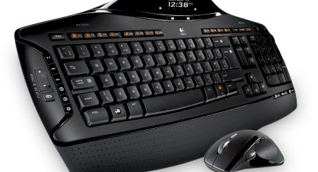 Logitech MX5500 trådlöst tangentbord