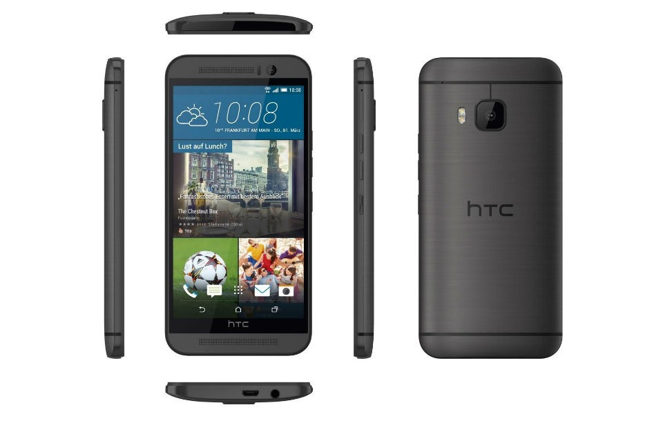 HTC-one-M9-grey
