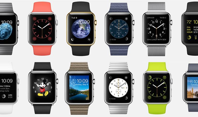 Apple Watch, en smart klocka
