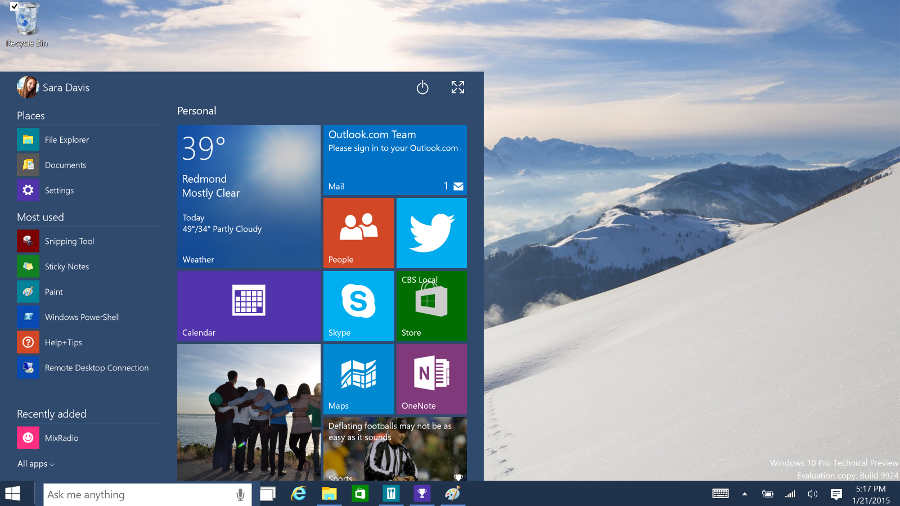 windows-10-startmeny